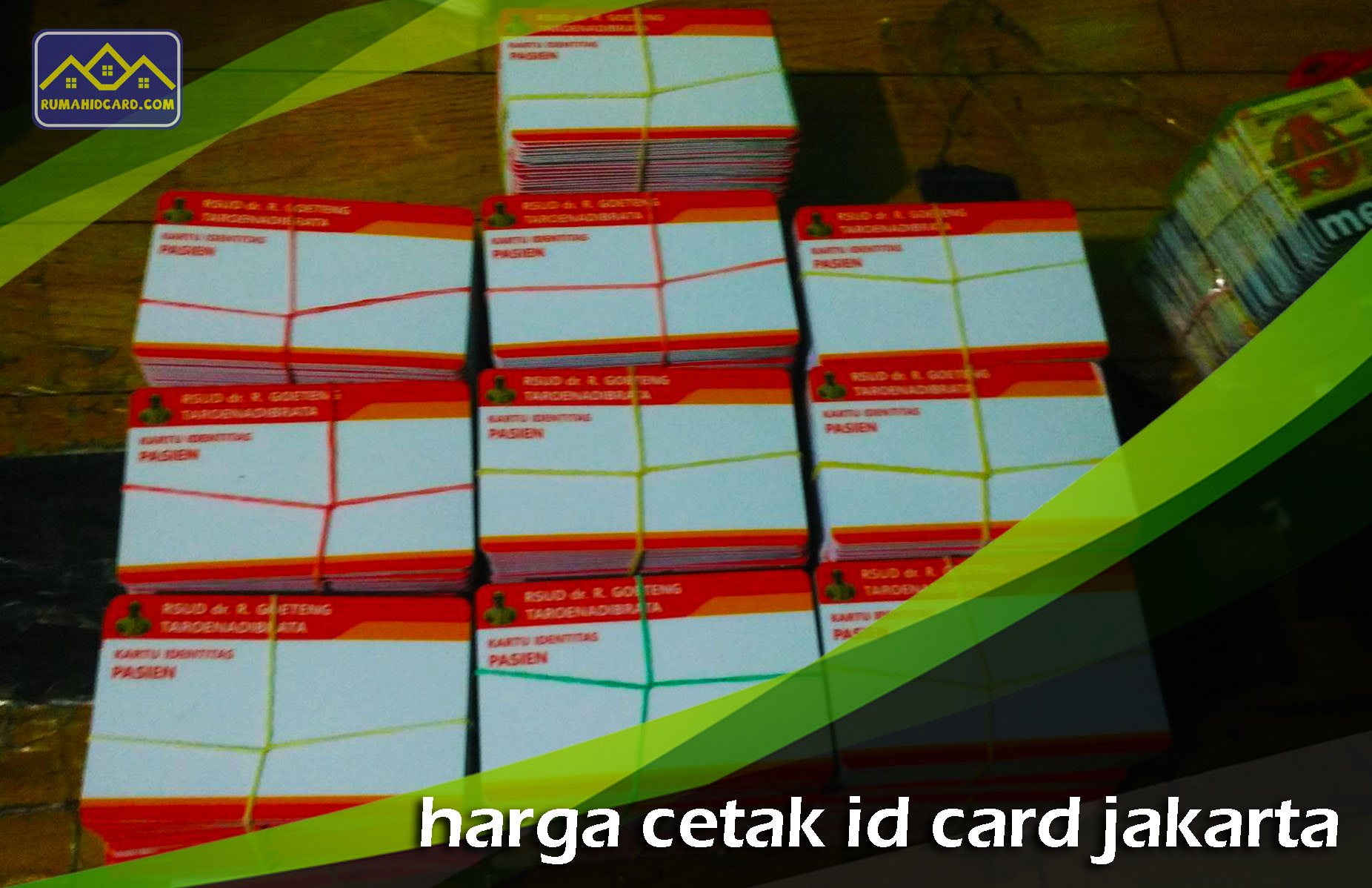Harga Cetak Id Card Jakarta