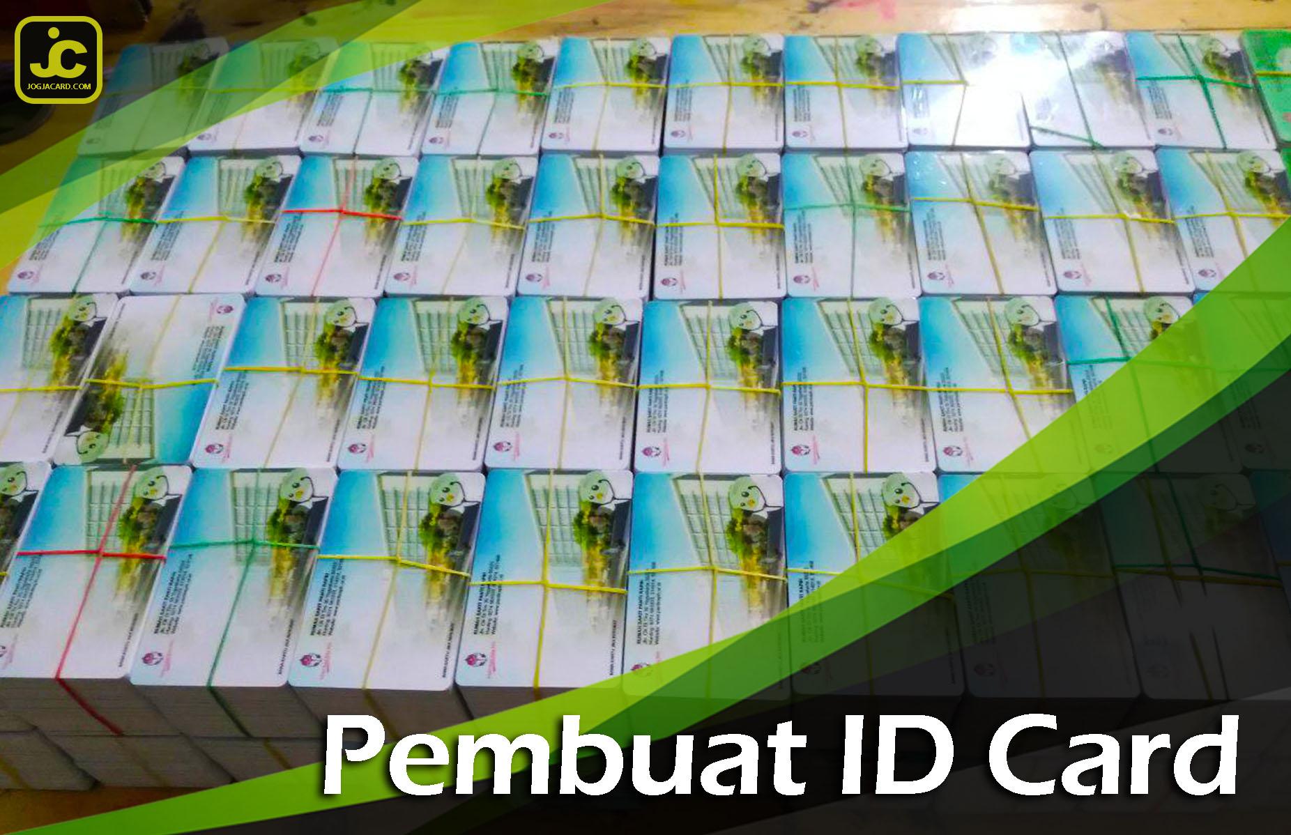 Pembuat ID Card