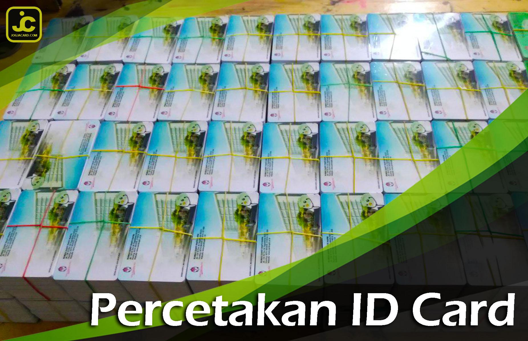 Percetakan ID Card