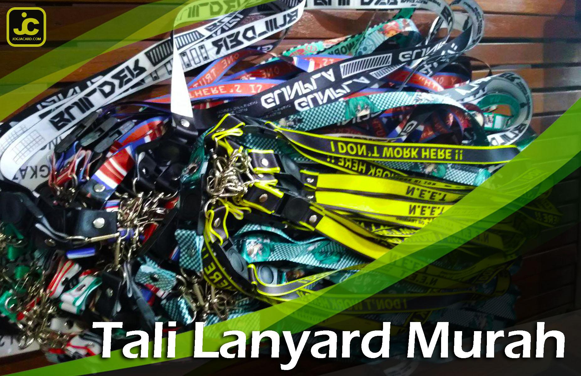 Tali Lanyard Murah